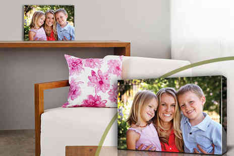 Personalised Canvas Print - 20x30 cm Canvas Print - Save 88%