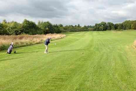 Greys Green Golf Course - Full Days Play on Greys Green Golf Course With Coffee For Two - Save 50%