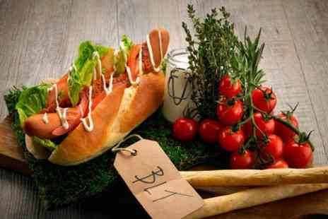 The Wrens Hotel - Hot Dog and Soft Drink For Two - Save 49%