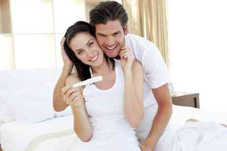 Harley Street Fertility Clinic - Fertility Testing Package - Save 51%
