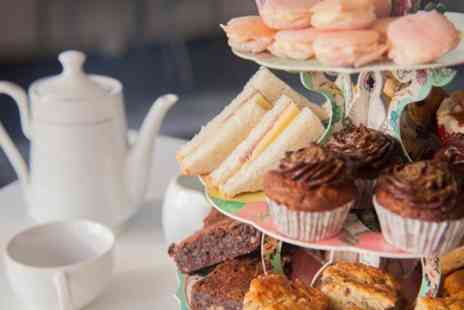 Nuts Bistro - Afternoon Tea For Two - Save 48%