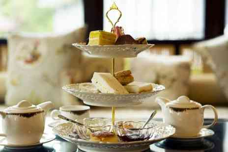 Oscars Lounge - Afternoon Tea For Two  - Save 50%