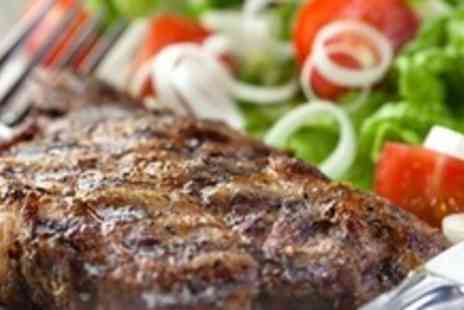 The Crown Hotel - Steak Dinner For Two - Save 53%