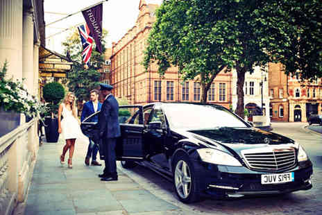 Uber - £20 voucher to spend on one private car journey - Save 75%