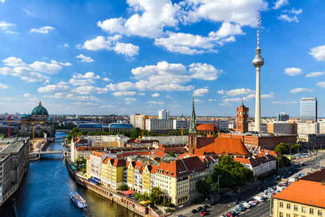 iFly Holidays - Two night Berlin break including flights and breakfast - Save 33%