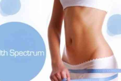 Health Spectrum Clinic - Three Sessions of i Lipo - Save 65%
