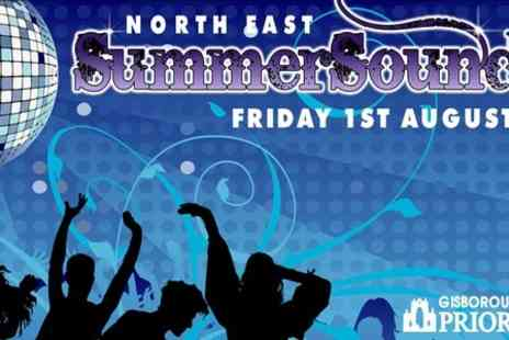 North East Summer Sound Music Night - Ticket to North East Summer Sound - Save 49%