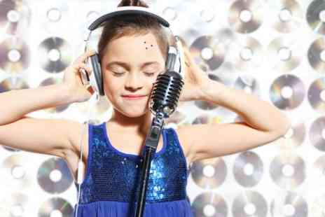 Pick And Mix Studios - One Hour Kids Recording Studio Party For Five - Save 52%