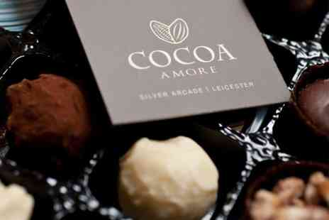 Cocoa Amore - One hour chocolate tasting experience including handmade chocolate bar to take home - Save 52%