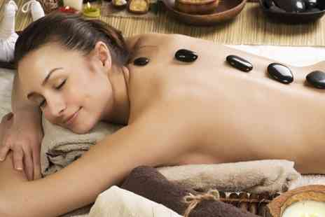 Beauty Sophias Way - One Hour Hot Stone or Swedish Massage - Save 60%