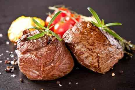 Ring O Bells Country Pub - 20oz Chateabriand Steak Meal For Two - Save 55%