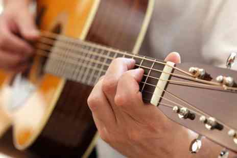 Guitar Academy - Two Hours of Guitar  Lessons  - Save 62%