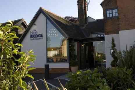The Blue Bridge - £40 Worth of Food For Two - Save 50%