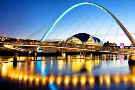 Northumbria University - Stay For Two  in Newcastle - Save 50%