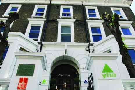 YHA London Earls Court - One Night Stay For One  - Save 50%