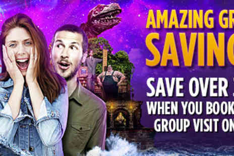 Ripleys Believe It or Not  - Tickets to  Ripleys Believe It or Not  - Save 50%