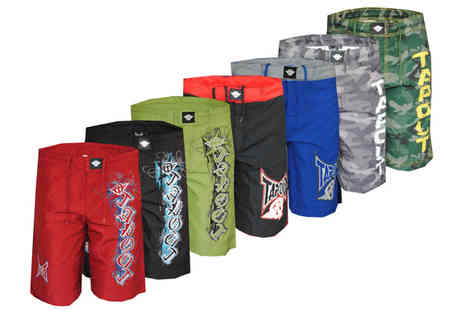 Fashion Code - Mens Tapout Shorts - Save 50%