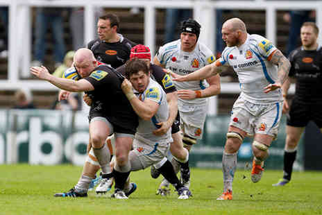 Newcastle Falcons RFC - Childs ticket to see the Premiership Rugby Sevens Series 2014 on 2nd August  - Save 33%