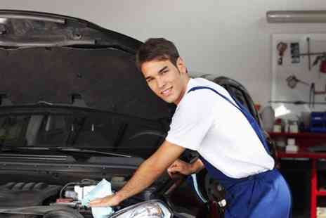 Collison Motoring Services  -  Service With Oil Change Plus Valet  - Save 46%