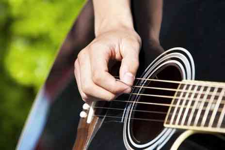 Belfast Music Academy - Three Guitar or Piano Lessons - Save 46%