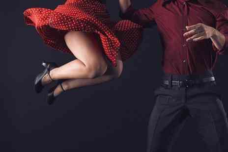 Murells Dance and Fitness - Five Smooth Jive Dance Classes - Save 50%