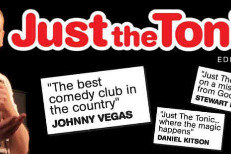 Just The Tonic - Festival tickets for two - Save 33%