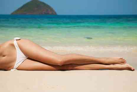 Vital Cosmetics - Six sessions of IPL hair removal on one large area OR one medium area and two small areas  - Save 87%
