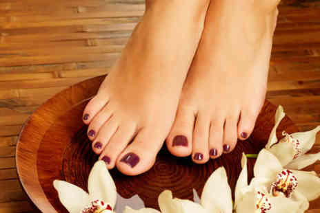 Natural Beauty Training Academy - Online pedicure training course - Save 80%
