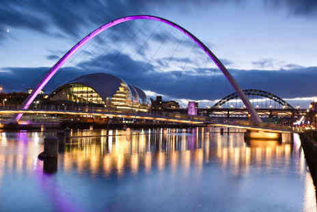 Thistle Newcastle The County Hotel - Overnight stay for two in Newcastle upon Tyne  - Save 51%