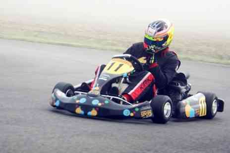 Elk Motorsport - Karting 35 Laps on 600m Outdoor Circuit  - Save 58%