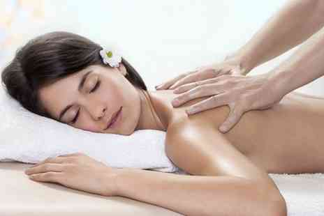 The Beauty Lounge - One Hour Full Body Massage  - Save 50%