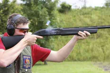 Sporting Targets - Two Hour Shooting Taster Session For Two  - Save 59%