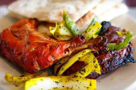 Bristol Raj - Two Course Indian Meal For Two  - Save 52%