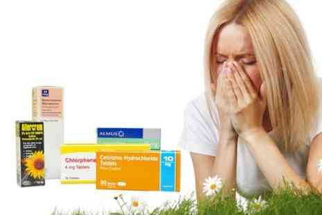 Chemist 4 U - Hay Fever Tablets - Save 90%