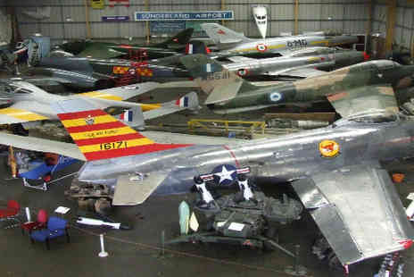 Sea and Air Museums - Tickets to the Land, Sea and Air Museum  - Save 50%