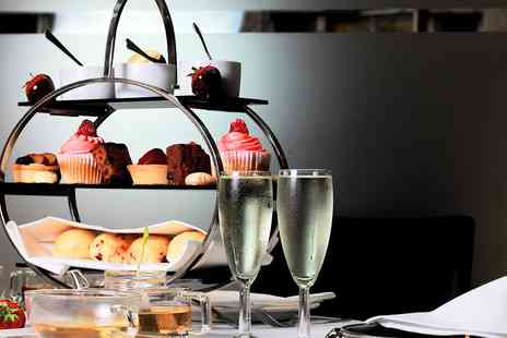 Number Twelve -  Afternoon Tea & Prosecco for 2  - Save 55%