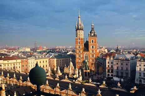 iFly Holidays - Two night Krakow break with flights and breakfast - Save 30%