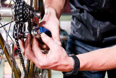 rideride - Bicycle Maintenance Course - Save 50%