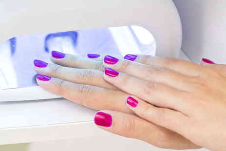 The Nail Bar - CND Luxury Manicure  - Save 50%