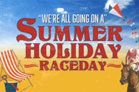 Royal Windsor Racecourse - Family Tickets to the Summer Holiday Raceday - Save 28%