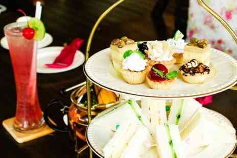 Centenary Lounge - Afternoon Tea For Two - Save 50%