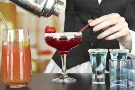 Document House - Cocktail Masterclass With Sharing Platter - Save 50%