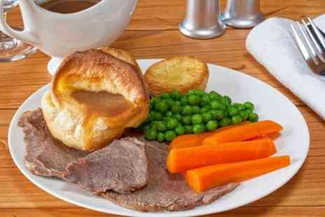 The Yard - Two Course Sunday Lunch For Two  - Save 50%