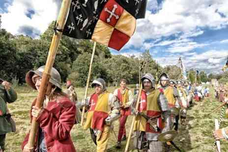 Englands Medieval Festival - One Day Child Entry at Herstmonceux Castle - Save 24%