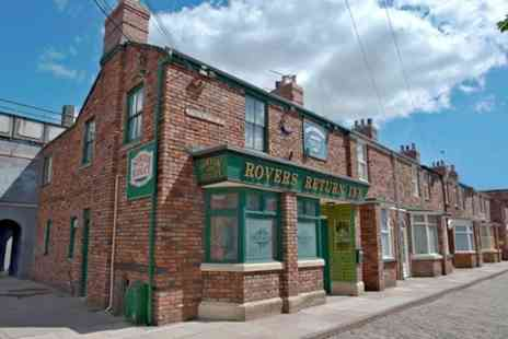 Continuum Group - Coronation Street Tour For One - Save 48%