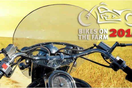 Bikes on the Farm - Tickets for Bikes on the Farm - Save 30%