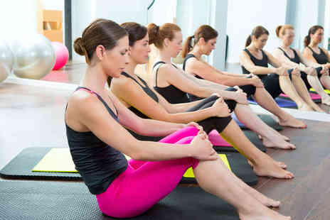 Revitalise - Six Week Pilates Course - Save 53%