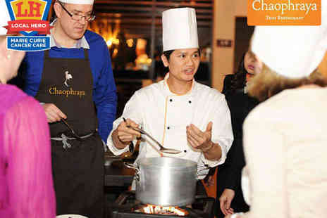 Chaophraya - Thai Cookery School Including Chaophraya Goodie Bag and Recipes to Take Home - Save 42%