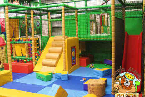 Jungle Mania - Admission for Two  - Save 53%