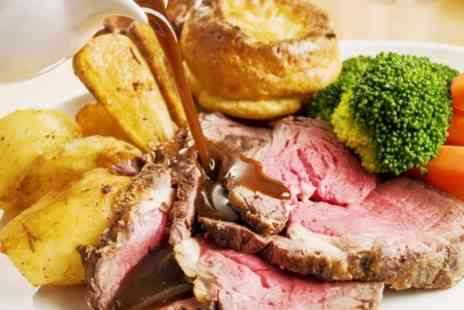 The Venue Cuisine - Three Course Sunday Carvery and International Buffet For Two - Save 52%